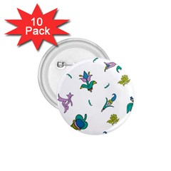 Leaf 1.75  Buttons (10 pack)