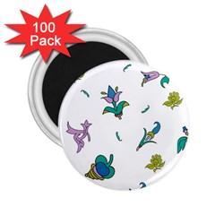 Leaf 2.25  Magnets (100 pack)