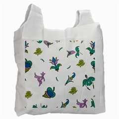 Leaf Recycle Bag (Two Side)