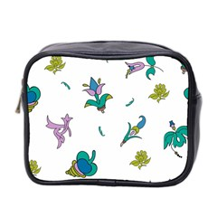 Leaf Mini Toiletries Bag 2-Side
