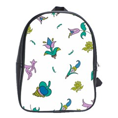 Leaf School Bags (XL)