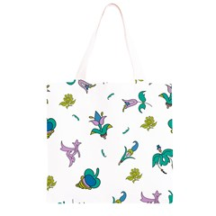 Leaf Grocery Light Tote Bag