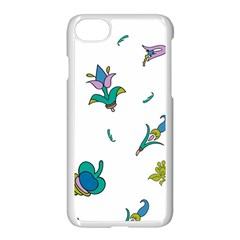 Leaf Apple Iphone 7 Seamless Case (white)