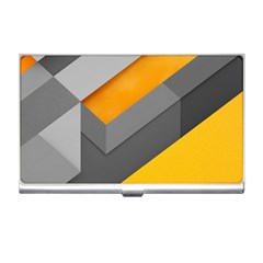 Marshmallow Yellow Business Card Holders