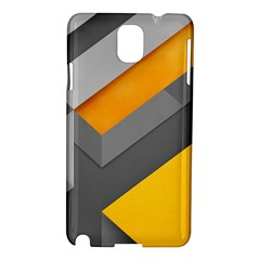 Marshmallow Yellow Samsung Galaxy Note 3 N9005 Hardshell Case
