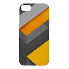 Marshmallow Yellow Apple iPhone 5S/ SE Hardshell Case