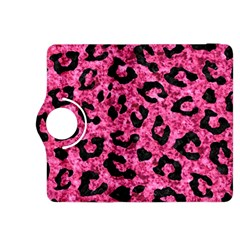 SKN5 BK-PK MARBLE Kindle Fire HDX 8.9  Flip 360 Case