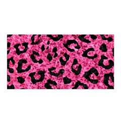 Skin5 Black Marble & Pink Marble Satin Wrap