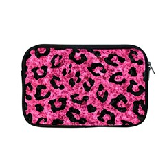 Skin5 Black Marble & Pink Marble Apple Macbook Pro 13  Zipper Case