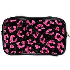SKN5 BK-PK MARBLE (R) Toiletries Bags