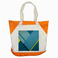 New Bok Blue Accent Tote Bag
