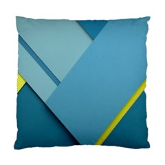 New Bok Blue Standard Cushion Case (Two Sides)