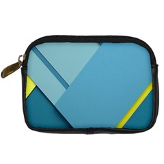 New Bok Blue Digital Camera Cases