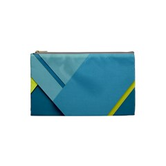 New Bok Blue Cosmetic Bag (Small)