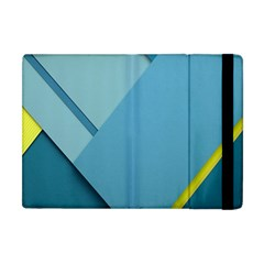 New Bok Blue Apple iPad Mini Flip Case