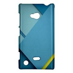 New Bok Blue Nokia Lumia 720