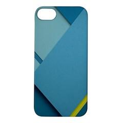 New Bok Blue Apple iPhone 5S/ SE Hardshell Case