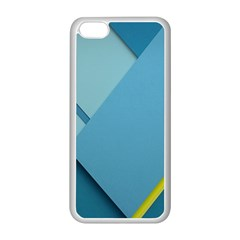 New Bok Blue Apple iPhone 5C Seamless Case (White)