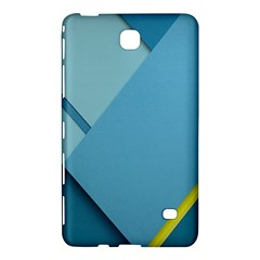 New Bok Blue Samsung Galaxy Tab 4 (8 ) Hardshell Case