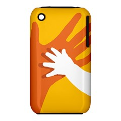 Hand Mom Soon Cute Mains Copy iPhone 3S/3GS