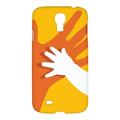 Hand Mom Soon Cute Mains Copy Samsung Galaxy S4 I9500/I9505 Hardshell Case
