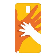 Hand Mom Soon Cute Mains Copy Samsung Galaxy Note 3 N9005 Hardshell Back Case