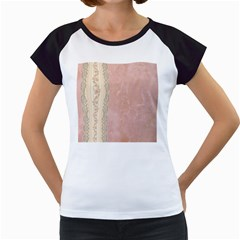 Guestbook Background Victorian Women s Cap Sleeve T