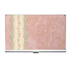 Guestbook Background Victorian Business Card Holders