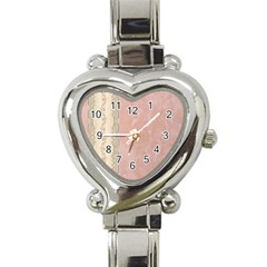 Guestbook Background Victorian Heart Italian Charm Watch