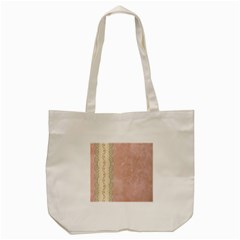 Guestbook Background Victorian Tote Bag (Cream)