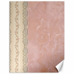 Guestbook Background Victorian Canvas 12  x 16