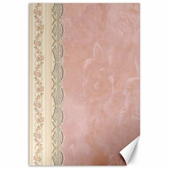 Guestbook Background Victorian Canvas 12  x 18
