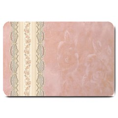 Guestbook Background Victorian Large Doormat