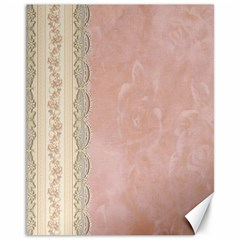 Guestbook Background Victorian Canvas 11  x 14