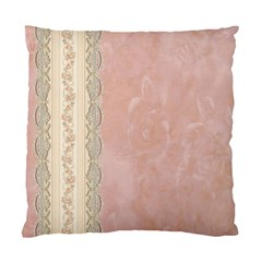 Guestbook Background Victorian Standard Cushion Case (Two Sides)