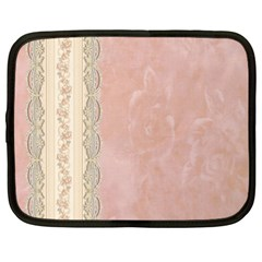 Guestbook Background Victorian Netbook Case (XL)