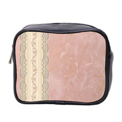 Guestbook Background Victorian Mini Toiletries Bag 2-Side