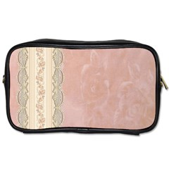 Guestbook Background Victorian Toiletries Bags 2-Side