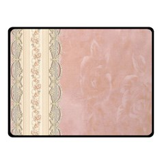 Guestbook Background Victorian Fleece Blanket (Small)