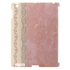 Guestbook Background Victorian Apple iPad 3/4 Hardshell Case (Compatible with Smart Cover)
