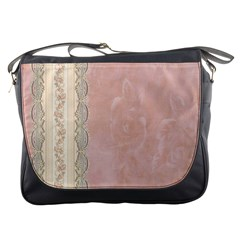 Guestbook Background Victorian Messenger Bags