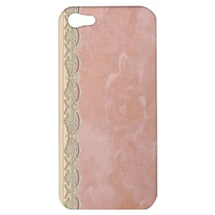 Guestbook Background Victorian Apple iPhone 5 Hardshell Case