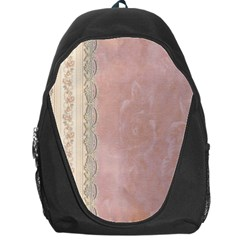 Guestbook Background Victorian Backpack Bag