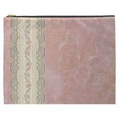 Guestbook Background Victorian Cosmetic Bag (XXXL)