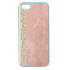 Guestbook Background Victorian Apple Seamless iPhone 5 Case (Color)