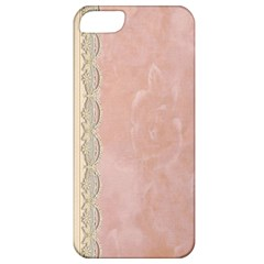 Guestbook Background Victorian Apple iPhone 5 Classic Hardshell Case