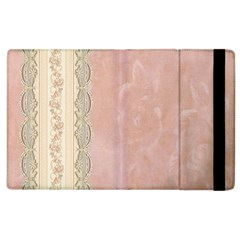 Guestbook Background Victorian Apple iPad 3/4 Flip Case