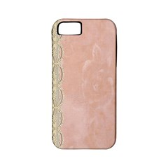 Guestbook Background Victorian Apple iPhone 5 Classic Hardshell Case (PC+Silicone)