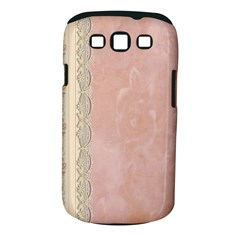 Guestbook Background Victorian Samsung Galaxy S III Classic Hardshell Case (PC+Silicone)