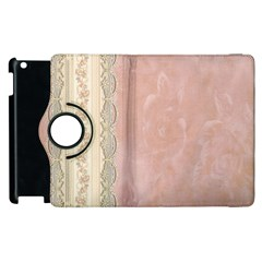 Guestbook Background Victorian Apple iPad 2 Flip 360 Case